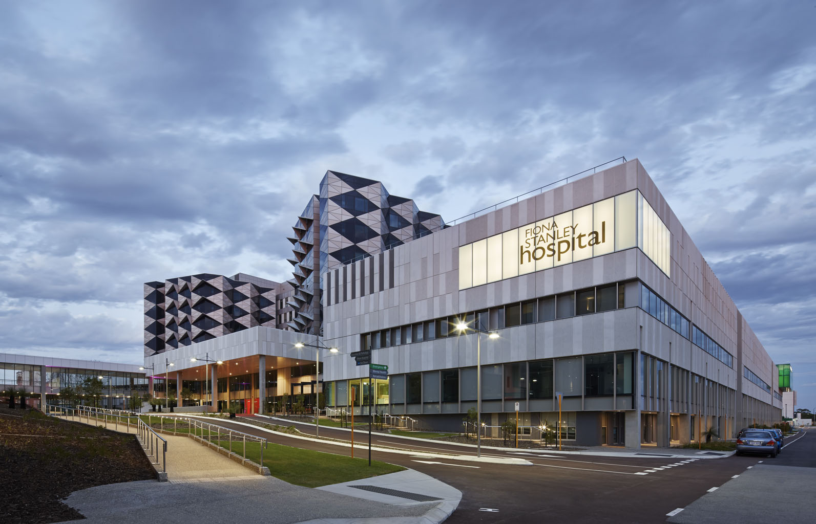 Fiona Stanley Hospital Opening in October